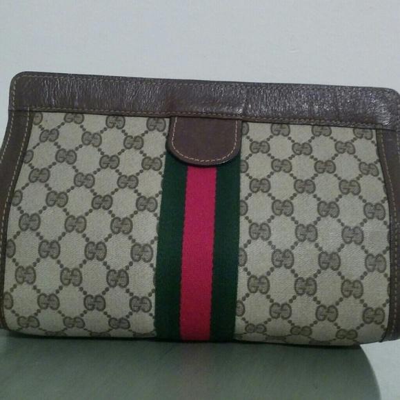 cf0b918e65d65f Gucci Bags | Parfum Clutch | Poshmark